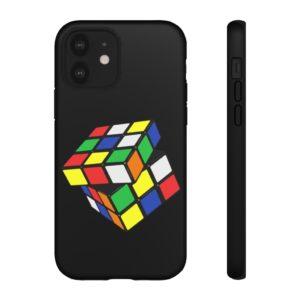 Rubik's Cube Phone Case - Rubik's Cube Phone Case Scrambled